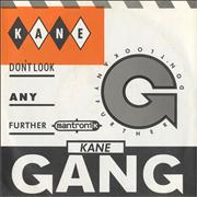 Kane Gang - Don't Look Any Further (single cover)